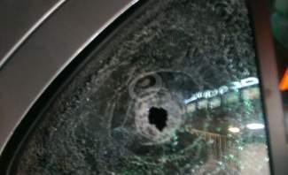 النشرة: تعرض دورية قوى أمن لاطلاق نار من قبل مطلوب في بلدة زفتا