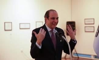 """السفارة اللبنانية في سيول تفتتح معرض """"المرادفات المرئية"""""""
