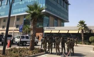 كاميرات المراقبة تظهر لحظة اغتيال نائب القنصل التركي في أربيل