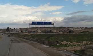 النشرة: الجيش السوري إقترب من السيطرة على الاوتوستراد الواصل بين جنوب وشمال سوريا