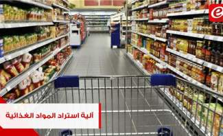 آلية دعم استيراد المواد الغذائية تنطبق قريبًا: ماذا عن السلع الأخرى؟