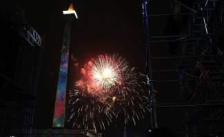 بدء الاحتفالات في إندونيسيا وتايلاند بمناسبة رأس السنة