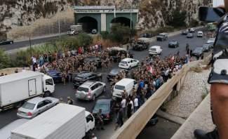 الجيش فتح طريق نهر الكلب