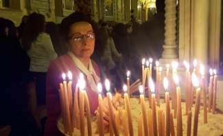 الطوائف المسيحية في سوريا إحتفلت بعيد الميلاد المجيد