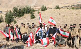 الأب بوعبود بمناسبة عيد الاستقلال: شجر الأرز لا تليق الا بجيش وطني وبشهداء لبنان وشعبه