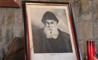 """الفنان طوني عيسى يخص """"النشرة"""" بترتيلة """"إيمان شربل"""" بمناسبة عيد مار شربل"""
