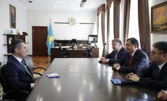 سفير لبنان في كازاخستان: حصلنا على تأكيدات من السلطات الكازاخية بأن التحقيق يأخذ مجراه