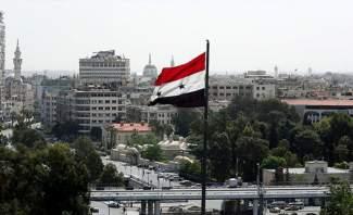 النشرة: القصف الاسرائيلي مستمر على مواقع جنوب دمشق