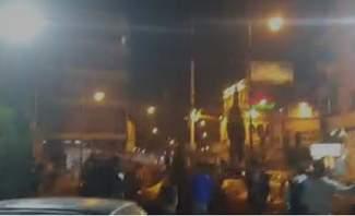 سقوط جرحى بعد محاولة لاقتحام مكتب التيار الوطني الحر في طرابلس