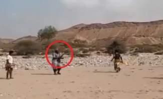 حكم مباراة في اليمن يستخدم الرصاص بدلا من الصفارة