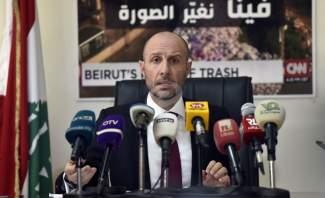 محتجون طردوا فادي جريصاتي وإدي معلوف من مطعم في بيروت