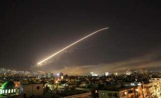 التلفزيون السوري: مقتل 3 عسكريين وجرح 7 بقصف اسرائيلي على ريف القنيطرة