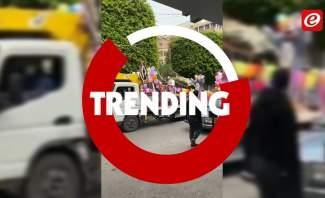 Trending+: شاحنة الفرح في صيدا تواجه كورونا