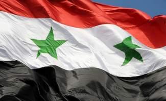 النشرة: تجمع حاشد في ساحة الأمويين بدمشق احتفالا بإنتصار الجيش السوري بالغوطة