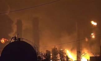 السلطات الأميركية تأمر بإجلاء 60 ألف شخص بعد انفجار هائل بولاية تكساس