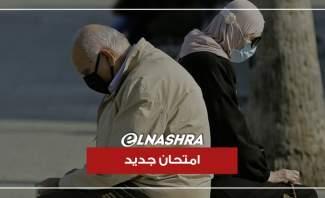 انخفاض عدد الإصابات في لبنان.. إمتحان جديد لوزارة الصحة والبلديات