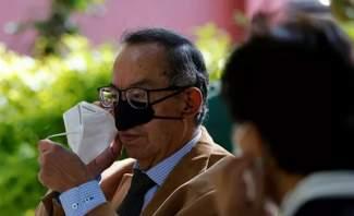 باحثون مكسيكيون صنعوا قناعا خاصا بالأنف لاستخدامه أثناء الأكل والشرب