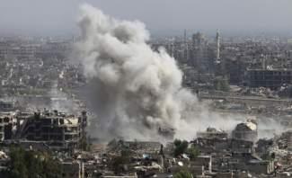 مقتل 7 مدنيين بينهم طفلان جراء انفجار سيارة مفخخة بمدينة رأس العين بريف الحسكة