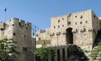 """كاميرا """"النشرة"""" تجول في محيط قلعة حلب"""