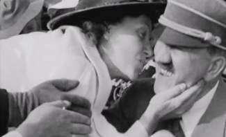 الأميركية التي تخطت حراس هتلر وسرقت قبلة من الزعيم النازي