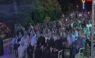 النشرة: ريسيتال ديني في سيدة زحلة بحضور اساقفة زحلة و البقاع و آلاف المؤمنين