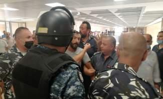 موقوف حاول الفرار من قصر عدل طرابلس قبل مثوله أمام القاضية نصار