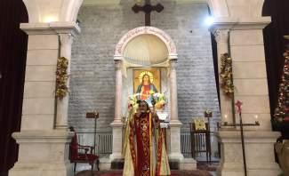 سفر ترأس قداس الميلاد بزحلة: الرب هو الوحيد القدر على إنقاذ البشرية من