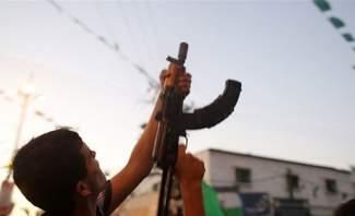 النشرة: اشتباكات عنيفة في حي الشراونة ليلا على خلفية سرقة هاتف