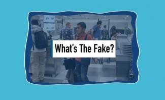 What's the Fake: صينيون في بلدة الطيري الجنوبية