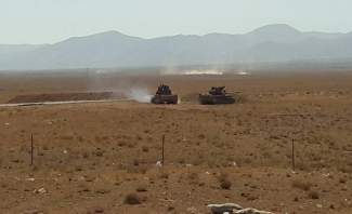 النشرة:الجيش السوري يسيطر على منطقة عقيربات ويقضي على العشرات من داعش