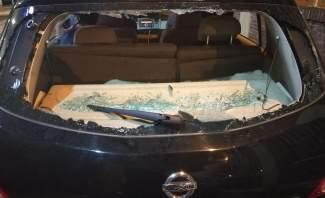 اشكال بين المتظاهرين وقوى الأمن الداخلي عند تقاطع فردان- عين التينة