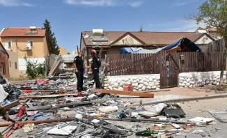 إصابة حرجة لمستوطن نتيجة القصف من غزة ودوي صافرات الإنذار في الجنوب