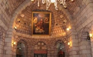 تلفزيون النشرة: توقيف سارق صندوق النذورات في كنيسة سيدة المغارة في عوكر