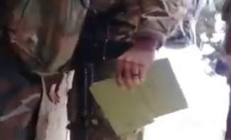 النشرة: ضابط سوري يسلم جنوداً أميركيين صورة للأسد في منبج