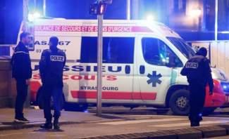 قتيل و3 جرحى بإطلاق النار في ستراسبورغ الفرنسية والعملية الأمنية مستمرة