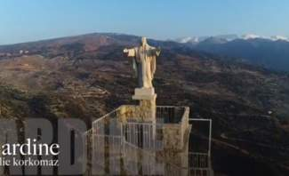 مشاهد طبيعية من حردين- قرية المحابس والقداسة