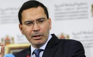 حكومة المغرب: السلطات الأمنية متأهبة على أعلى مستوى للحفاظ على أمن البلد