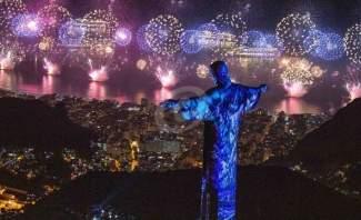 ريو دي جانيرو تستقبل العام الجديد بالموسيقى والرقص