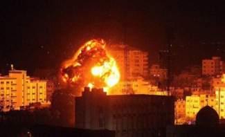 """أدرعي: الجيش الإسرائيلي أغار على أهداف عدة لـ""""حماس"""" وجاهز لتصعيد نشاطه"""