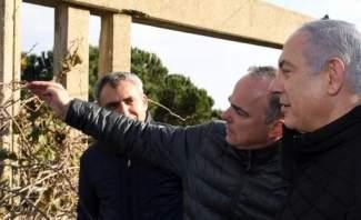 """نتانياهو: عملية """"درع الشمال"""" تكاد تكون وراءنا وفي نهايتها"""