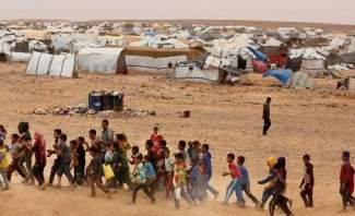 النشرة: القوات الأميركية تمنع خروج المدنيين من مخيم الركبان
