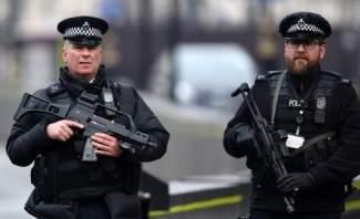 3 أشخاص هاجموا مصلّين قرب مسجد في لندن بمطرقة ولوح خشبي