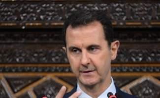 الاسد: هدف بريطانيا من احتجاز الناقلة الإيرانية كان تدفيع السوريين ثمن وقوفهم إلى جانب حكومتهم