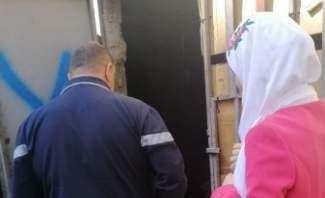 مديرية حماية المستهلك صادرت مولداً كهربائياً في منطقة الليلكي بتوجيه م