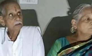 هندية في السبعينيات من العمر تضع توأمين