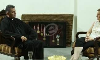 الأب مروان غانم يكشف أنواع المخدرات وكيفية تأثيرها على من يتعاطاها