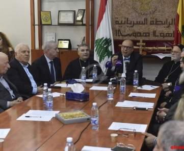 لقاء تضامني إستنكارا للحادث الارهابي ضد أقباط مصر