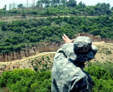جولة اعلامية لحزب الله على الحدود مع اسرائيل