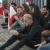 """اعتصام أمام مبنى الـ""""TVA"""" في العدلية"""