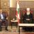 الشيخ الحسن التقى العريضي وتابع اعمالا ادارية